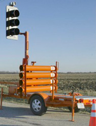 lineman portable traffic signal